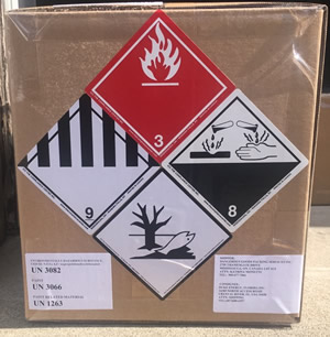 Dangerous Goods Packing Service Images Of Job We Ve Done